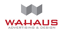 Wahaus Advertising & Design Logo